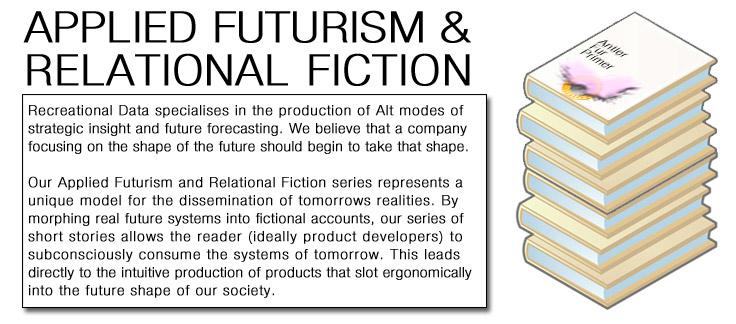 APPLIED FUTURISM AND RELATIONAL FICTION